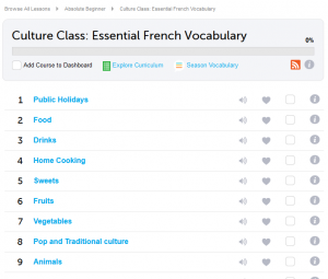 French Pod 101 French Culture 2